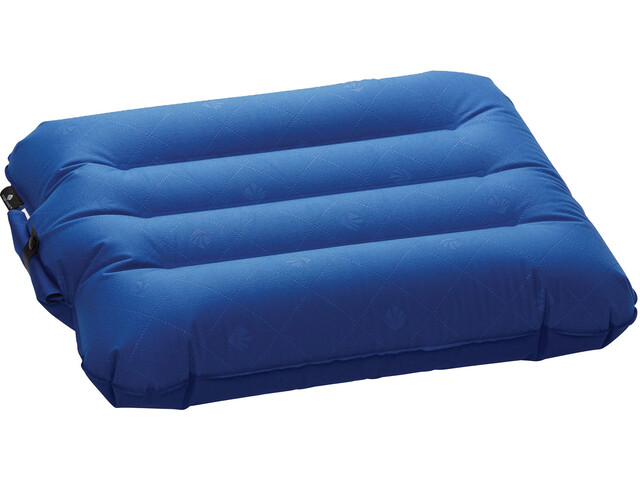 Eagle Creek Fast Inflate Pillow L blue sea